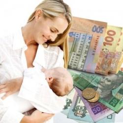 Выплаты пособия по беременности и родам