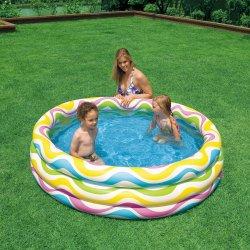 Правила ухода за надувным бассейном