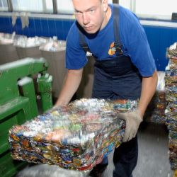 Последовательность утилизации отходов