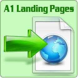 Landing page от компании Зетта Лаб