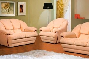 Мягкая мебель для офиса и квартиры