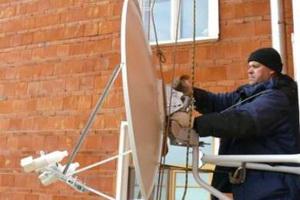 Как заработать на установке спутниковых антенн