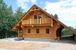 Деревянные Домкомплекты