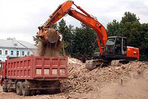 Строительный мусор: вывоз и утилизация