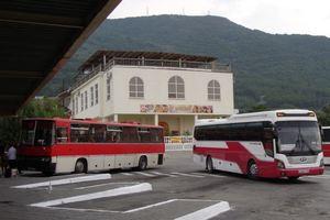 Междугороднее автобусное движение
