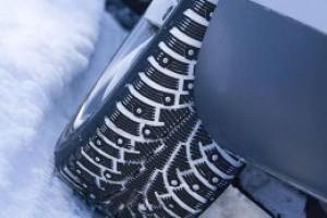 Особенности зимних покрышек