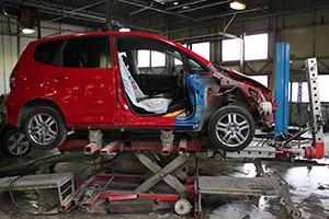 Кузовной ремонт транспортного средства