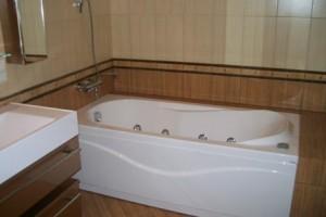 Как самостоятельно установить ванну?