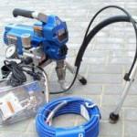Нанесение полимочевины с использованием оборудования Graco