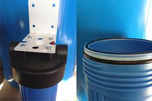 Фильтры обезжелезиватели для дома, коттеджа и дачи
