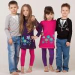 Детские туники по хорошим ценам