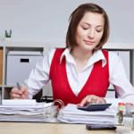 Бухгалтер — человек, работающий с деньгами