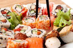 Преимущества доставки суши на дом