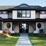 Как создать дизайн частного дома?