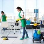 Уборках квартир клининговой компанией Блеск на 5